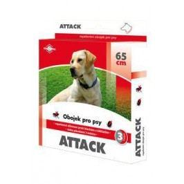 Attack obojek antiparazitární 65cm pes + Množstevní sleva