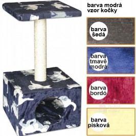 Škrábadlo Carmen pískové 30x30x57
