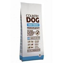 Country Dog Energy 15kg + Množstevní sleva
