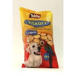 Piškoty TOBBY pro psy 250g + Množstevní sleva