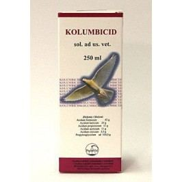 Kolumbicid sol 250ml a.u.v.
