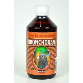 Bronchoxan pro holuby bylinný sirup 500ml