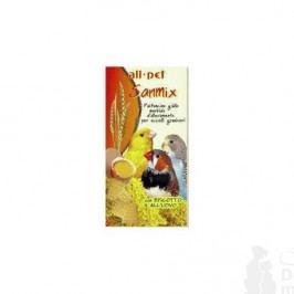Krmivo pro ptáky SANMIX, vlhké, vaječné 1kg