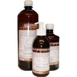 Lososový olej 100% pes  1000ml + Množstevní sleva