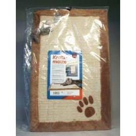 Škrábadlo rohožka sisal pro kočku 55x35cm TR