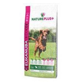 Eukanuba Dog Nature Plus+ Puppy&Junior froz Lamb 2,3kg