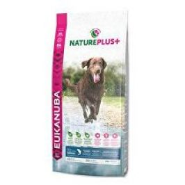 Eukanuba Dog Nature Plus+ Adult Large froz Salm 10kg