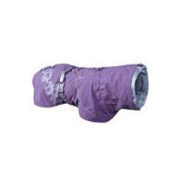 Obleček Hurtta Drizzle coat fialová 55 + plechový hrníček zdarma