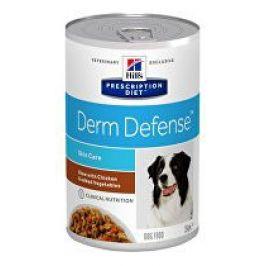 Hill's Can. konz. DermDef Chick&vege stew 354g