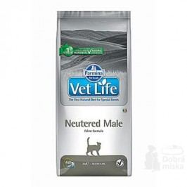 Vet Life Natural CAT Neutered Male 400g