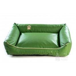 Pelech ARGI Zelený EKO kůže 100x80cm