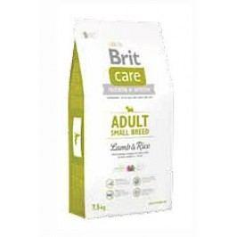 Brit Care Dog Adult Small Breed Lamb & Rice 3kg + Množstevní sleva