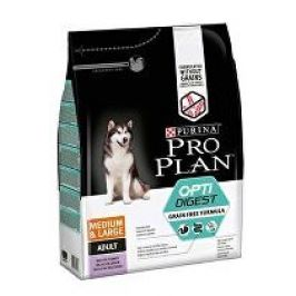 ProPlan Dog Puppy Medium OptiDigest GrainFr krůt 2,5kg