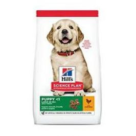 Hill's Can.Dry SP Puppy Large Chicken 2,5kg
