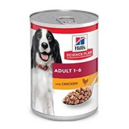 Hill's Can. konz. SP Adult Chicken 370g