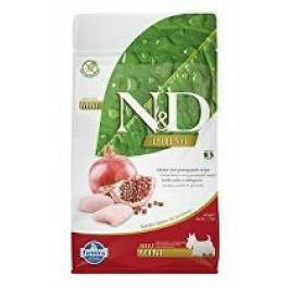 N&D PRIME DOG Adult Mini Chicken&Pomegranate 7kg