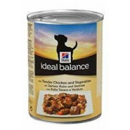 Hill's Canine Ideal B. konz. Adult Chicken&Veg 363g
