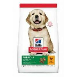 Hill's Can.Dry SP Puppy LargeBreed Chicken ValPack16kg