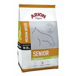 Arion Dog Original Senior Chicken Rice 12kg