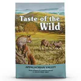 Taste of the Wild Appalachian ValleySmall Breed 12,2kg