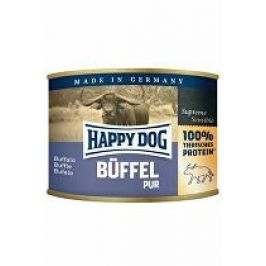 Happy Dog konzerva Buffel Pur buvolí 200g