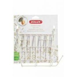 Krmítko jesličky pro hlodavce kov béžové Zolux