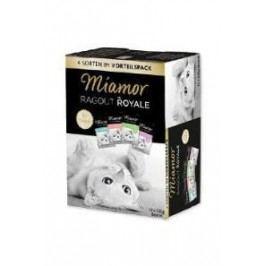 Miamor Cat Ragout Multipack ve šťávě 4x3x100g