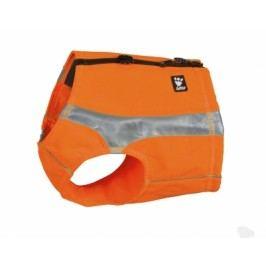 Vesta reflexní Hurtta Lifeguard Polar oranžová M New + kalendář zdarma (do vyprodání)