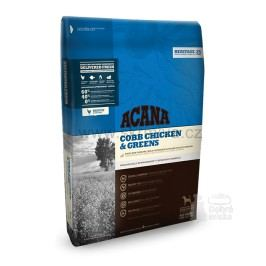 Acana Dog Cobb Chicken&Greens Heritage 17kg