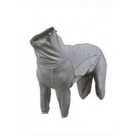 Obleček Hurtta Body Warmer šedý 55L + plechový hrníček zdarma