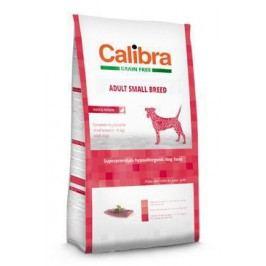 Calibra Dog GF Adult Small Breed Duck 7kg NEW