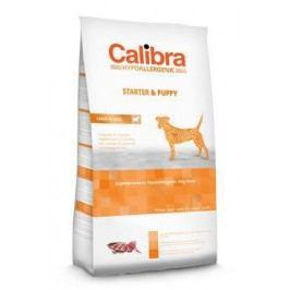 Calibra Dog HA Starter & Puppy Lamb  3kg NEW 3+1 zdarma (do vyprodání)