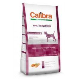 Calibra Dog GF Adult Large Breed Salmon 12kg NEW + Doprava zdarma