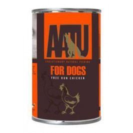 AATU Dog Chicken konz. 400g 3+1 zdarma (do vyprodání)
