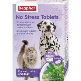 Beaphar No Stress Tablety pes 20ks