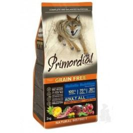 Primordial GF Adult Tuna Lamb 12kg
