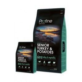 Profine NEW Dog Senior Turkey & Potatoes 15 kg