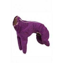 Obleček Hurtta Casual prošívaný overal fialový 70L + plechový hrníček zdarma