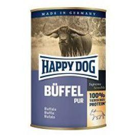 Happy Dog konzerva Buffel Pur buvolí 400g