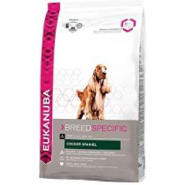 Eukanuba Dog Breed N. Cocker Spaniel 7,5kg