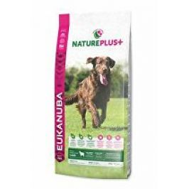 Eukanuba Dog Nature Plus+ Adult Large froz Lamb 2,3kg
