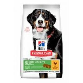 Hill's Can.Dry SP Mature Adult 5+Senior Large Br.2,5kg