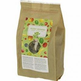 Pochoutka pro koně DELIZIA Grain free, bylinky 1kg