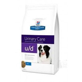 Hill's Can. U/D Dry 12kg + zásobník na krmivo zdarma