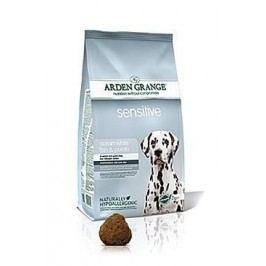 Arden Grange Dog Adult Sensit.Ocean Fish &Potato 6kg
