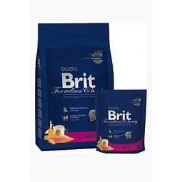 Brit Premium Cat Adult Salmon 8kg + Množstevní sleva
