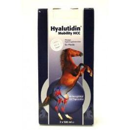 Hyalutidin Mobility HCC pro koně 2x500ml + Doprava zdarma + Množstevní sleva