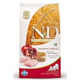 N&D Low Grain DOG Puppy Starter Chicken & Pomegr 800g