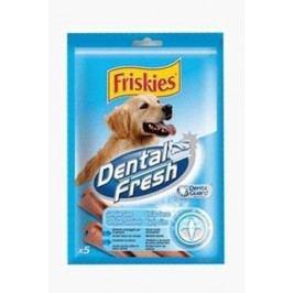 Friskies pochoutka pes DentalFresh 3 v 1
