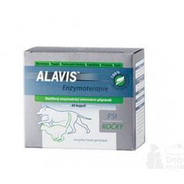 Alavis Enzymoterapie-Curenzym pro psy a kočky 80cps + Množstevní sleva